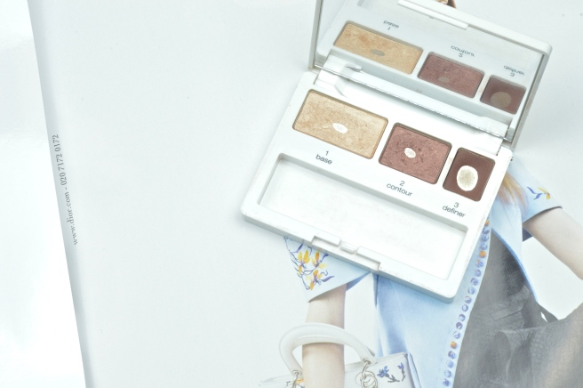 Clinique Palette Overview