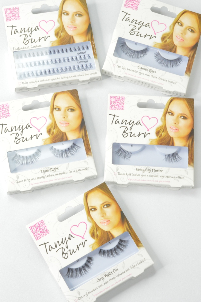 Tanya Burr Lashes Overview