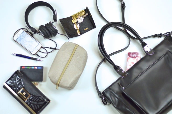 What's in My Handbag: London Edition