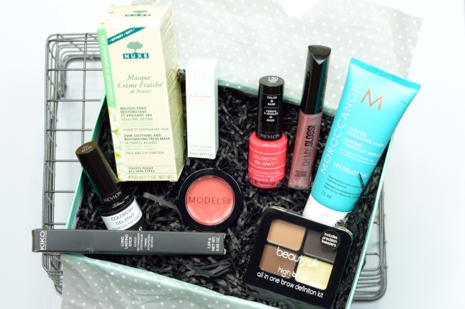 Latest in Beauty Box Cover
