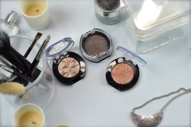Maybelline Color Show Eyeshadows