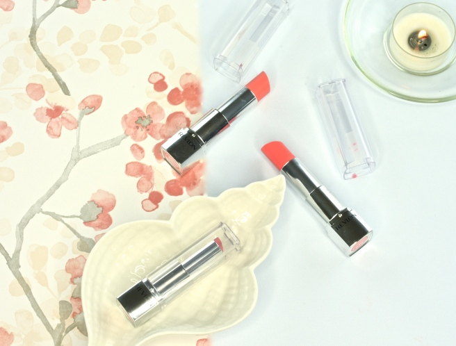 Made From Beauty Revlon HD Lipsticks