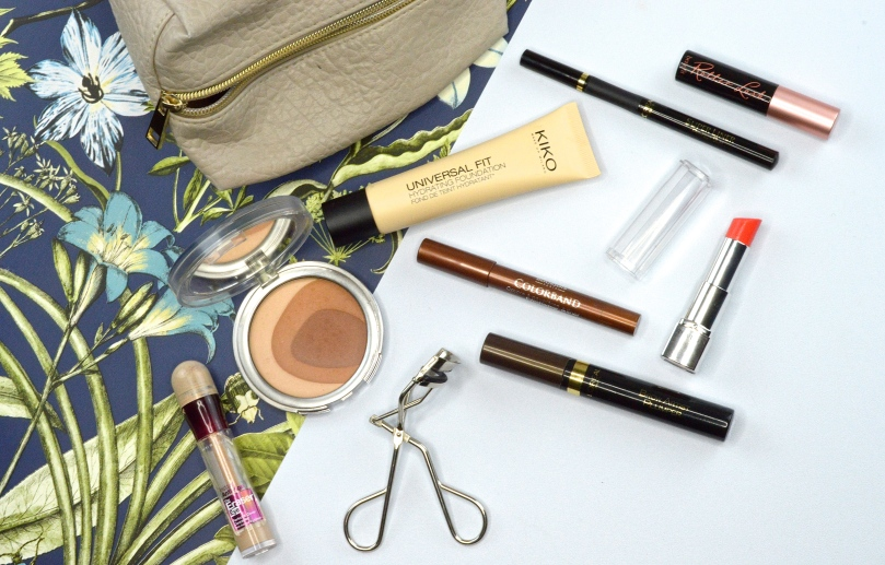 Made From Beauty What's In My Bank Holiday Makeup Ba ...