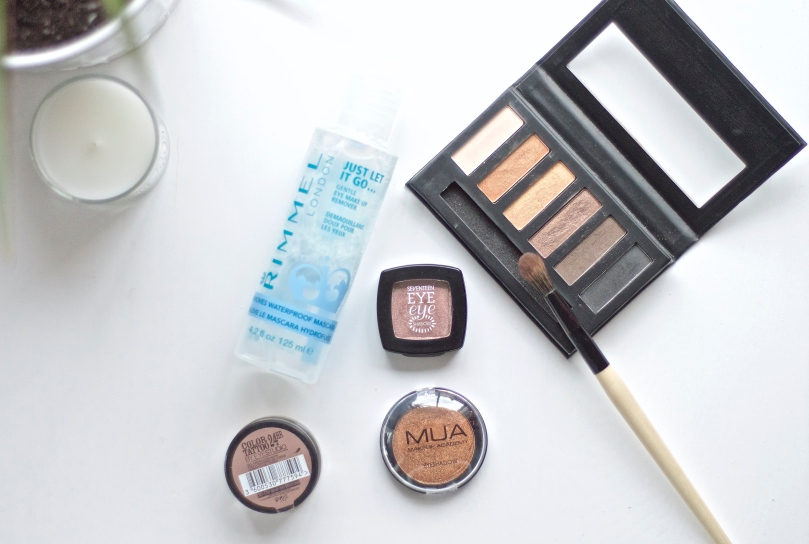 Made From Beauty Top 5 under £5 - Eyes