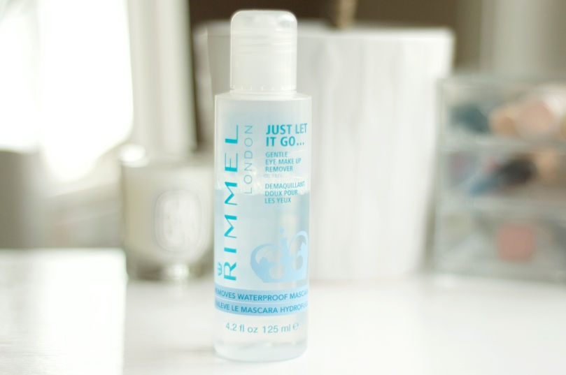 Made From Beauty Top 5 under £5 - Eyes - Rimmel Makeup Remover