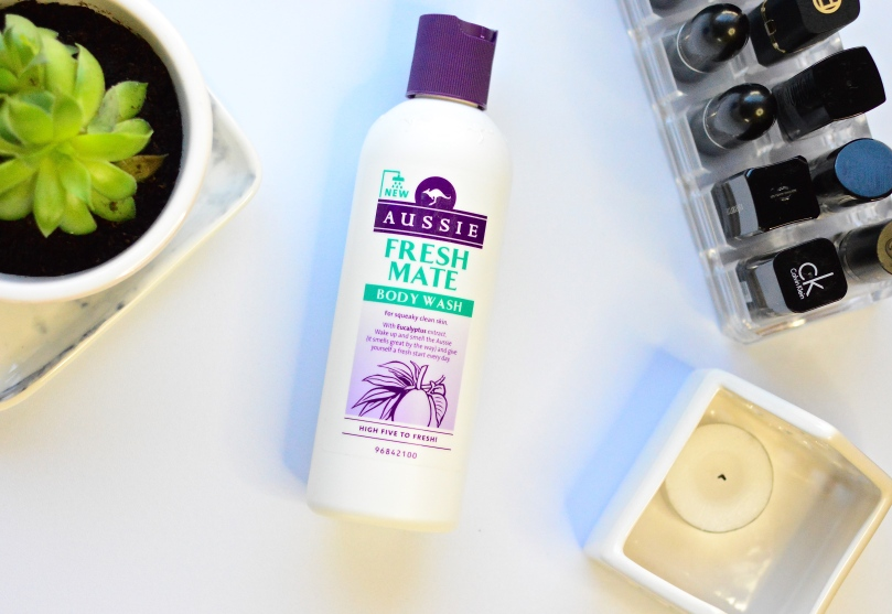 Made From Beauty Aussie Shower Gel Fresh Mate Review