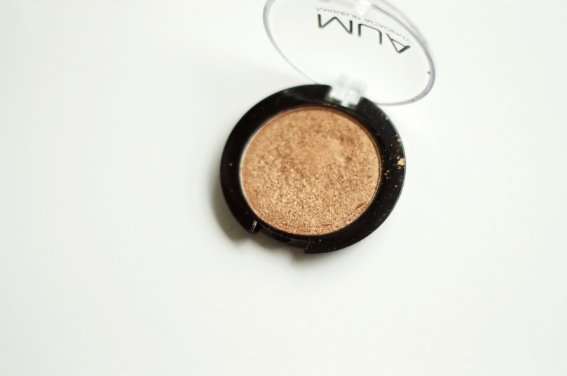 Made From Beauty Top 5 under £5 - Eyes - MUA Copper Open
