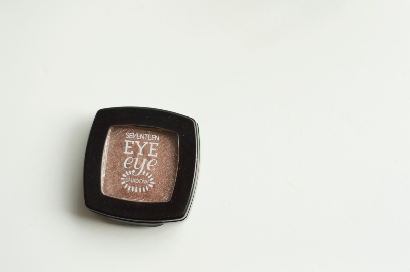 Made From Beauty Top 5 under £5 - Eyes - Seventeen Eye Eye Shadow