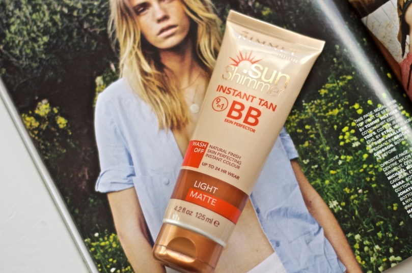 Made From Beauty: Sunshimmer Instant Tan BB Perfector Light Matte Review